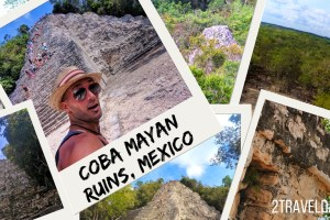 The best Mayan site near Cancun (better than Tulum)