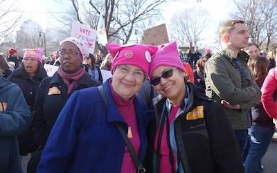 Nuestra voz en la era de Trump- Rev. Lilia Cuervo