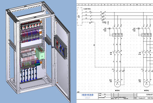 see electrical expert  electrical cad for industrial automation