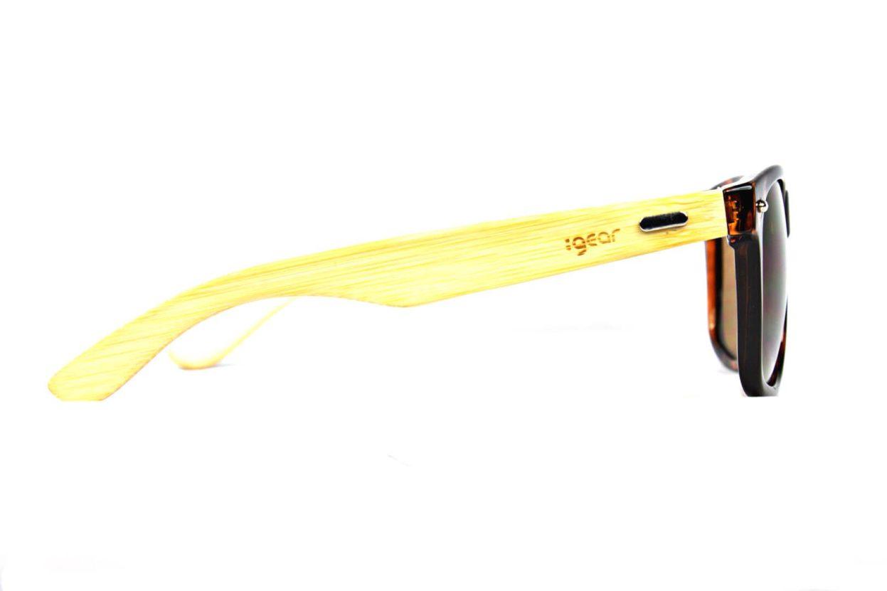 Bamboo Sunglasses wayfarer
