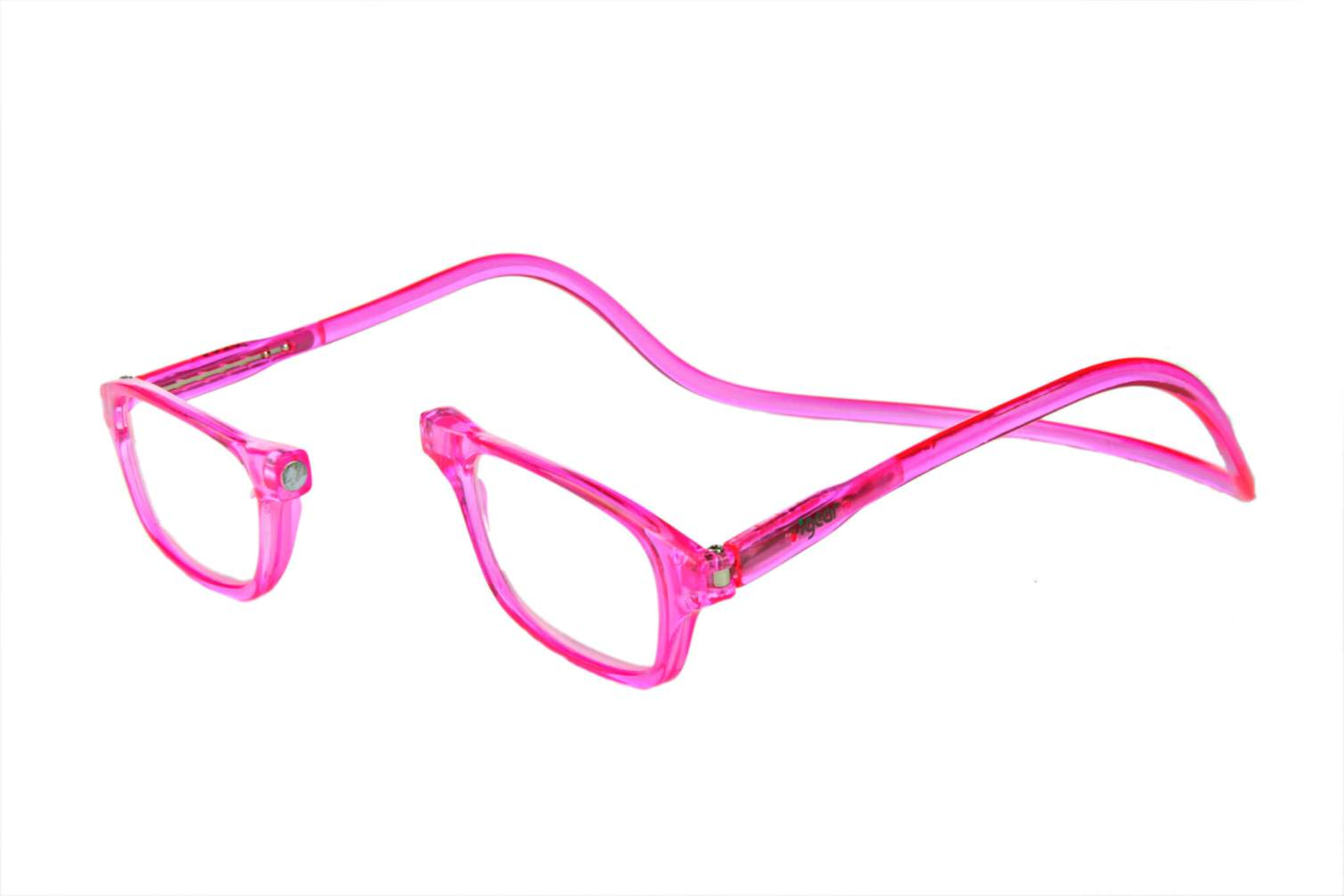 Magnetic Eyeglasses Pink available at www.igearindia.com