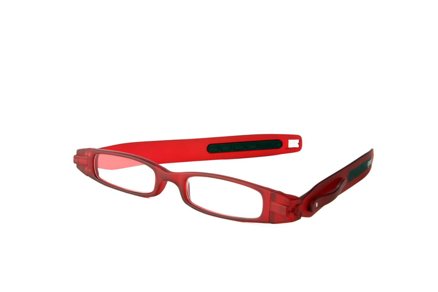 Twist Folding Reading Glasses Red