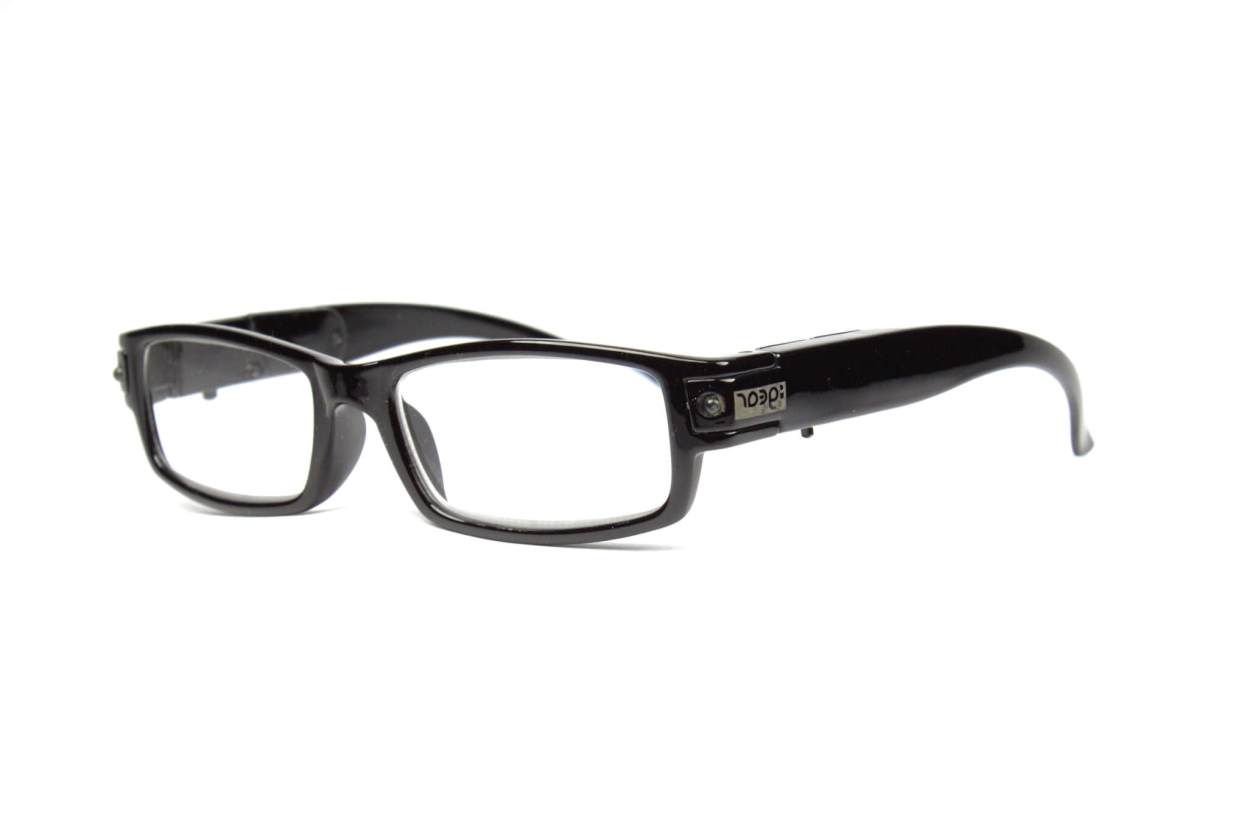 Reading Glasses Gloss Black