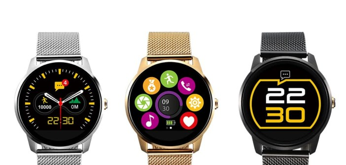 Water Resistant Smart Sports Watch