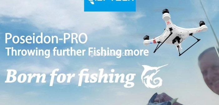 IDEAFLY Poseidon Pro Review: GPS Positioning Fishing Drone with 1080P Camera For Just $899.99 at TOMTOP (+Coupon)