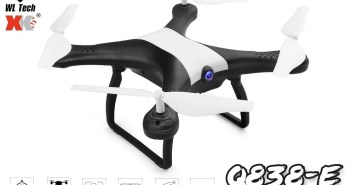 WLtoys XK Q838-E Review: Wifi FPV RC Drone with 720P Camera For just $44.99 at TOMTOP