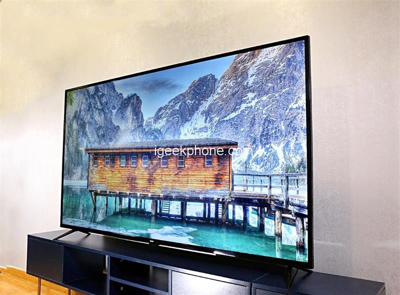 Redmi Tv 70 Review A 70 Inch 4k Tv With Very Affordable For 478 34 Igeekphone China Phone Tablet Pc Vr Rc Drone News Reviews
