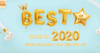 Best Of 2019 Shop In 2020 !! Get It From New Year 2020 and Get 50% Off