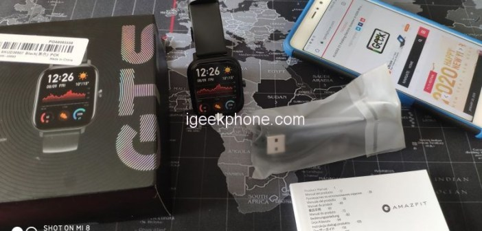Review: Xiaomi Amazfit GTS – Up to 46 days battery and AMOLED screen! Comparison to Amazfit GTR 47mm, what to choose….with coupon!