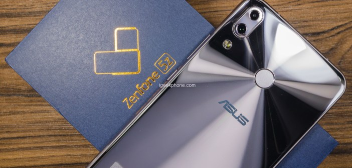 ASUS ZenFone 5Z wiith Box