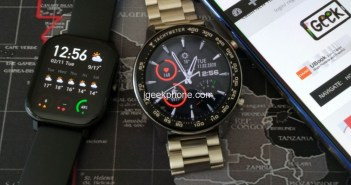 Guide: Amazfit GTR – How to make it think is GTS!!!