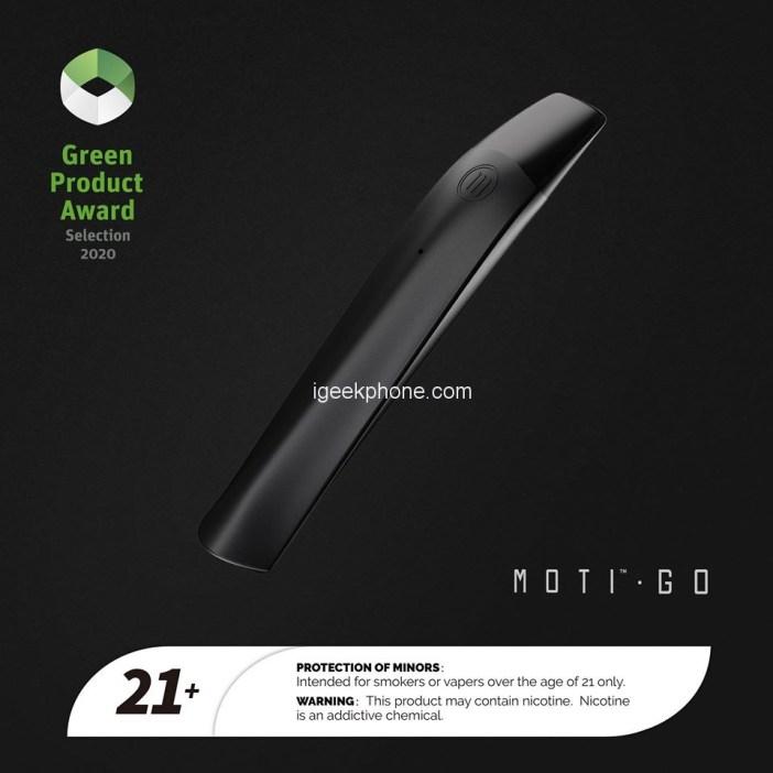 Moti Green Product Award 2020