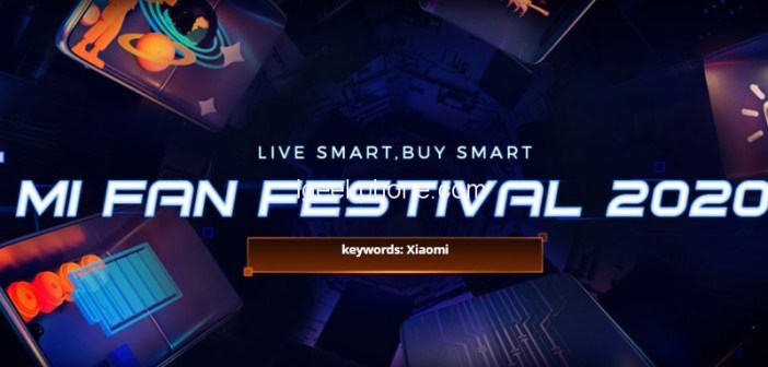 Gearbest Mi Fan Festival Sale 2020, Come and Save up to 50% OFF Discount