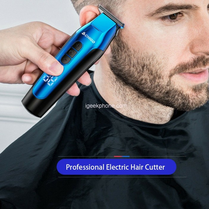 Rechargeable Hair Clipper Trimmer