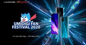 UMIDIGI Fan Festival 2020 Coming on 26th May, with S5 Pro and A7 Pro Smartphone Global Sales