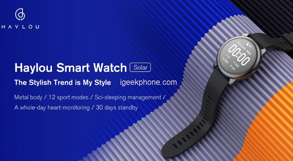 Xiaomi Haylou Solar Ls05 Review Feature Rich Smartwatch At 36 99