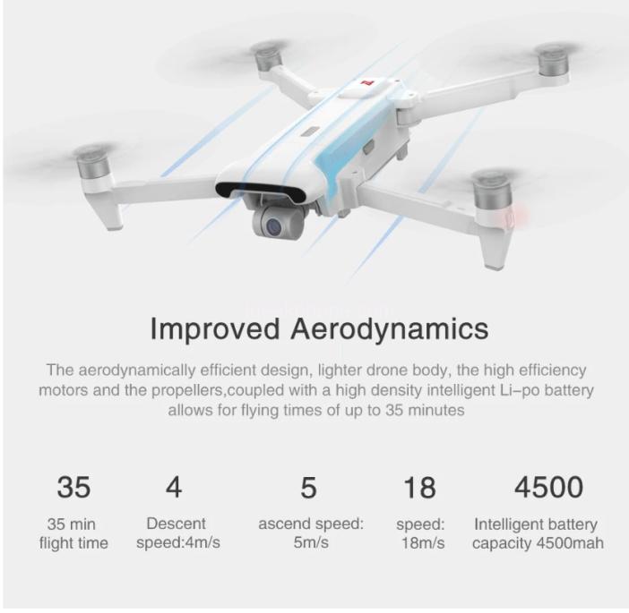 FIMI X8 SE 2020 Rc Drone