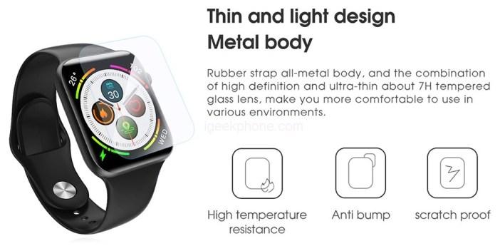 ELEPHONE W6 Smart Watch