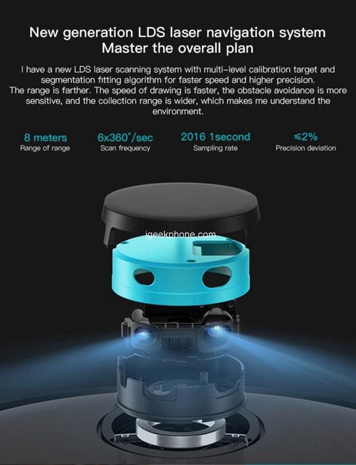 Xiaomi VIOMI V2 Pro Vacuum Cleaner