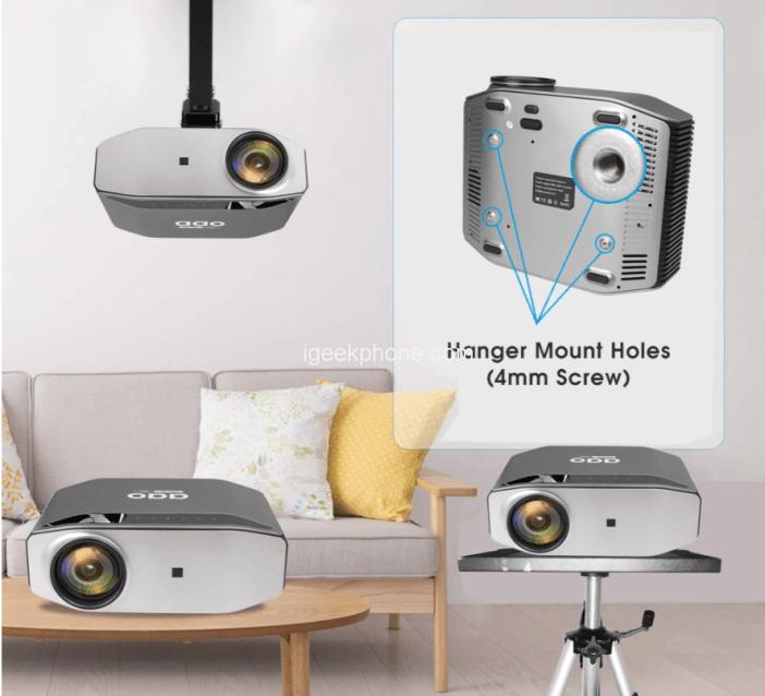 AAO projector Nitary