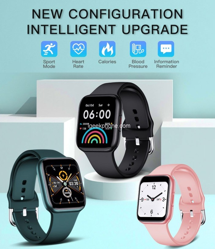 Makibes QY01 Smartwatch