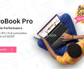 Great Discount For Back School Season, Buy Chuwi AeroBook Pro Only For Just $399!