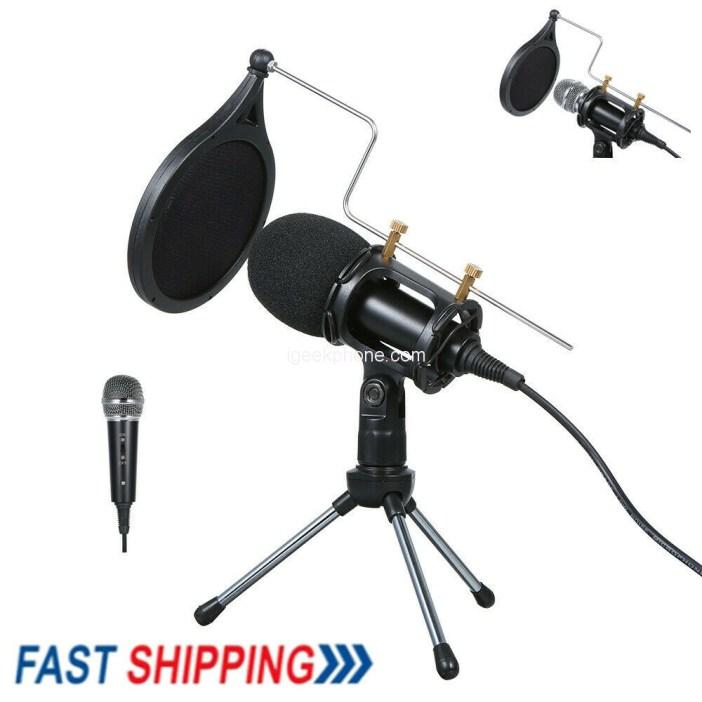 3.5mm Audio Studio Microphone