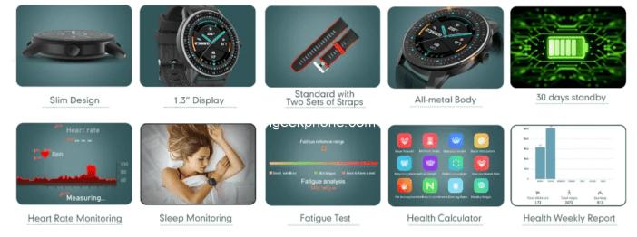 Kospet MAGIC 2 Smartwatch