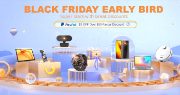 Black Friday Early Bird Sale is Here ! You Are Getting Cheapest Cost Deals