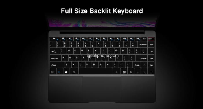 Chuwi GemiBook Pro