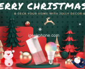 Gearbest Merry Christmas Sale: Deck Your Home With Jolly Decor