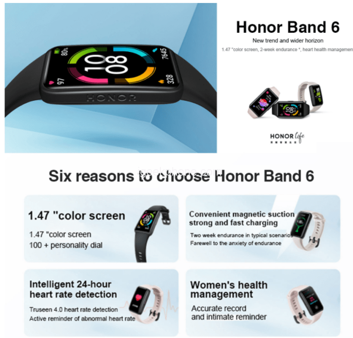 Huawei Honor Band 6