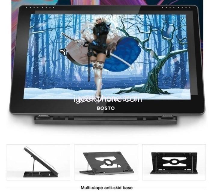BOSTO BT-16HD Graphics Drawing Tablet