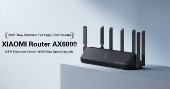 Xiaomi AIoT Router AX6000 Review – WiFi 6 Enhanced Edition at $139.99 From Geekbuying (Coupon)