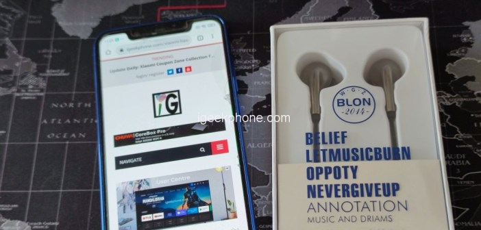 We got the amazing metal wired Blon BL-T3 earphones for about 14$ and we review them!