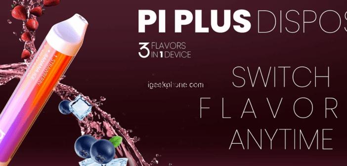 PI Plus Disposable Vape