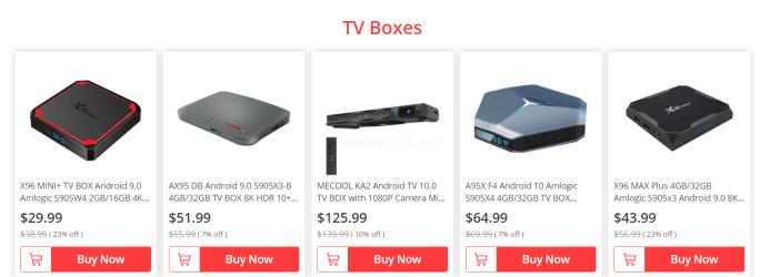 Geekbuying Independence Sale