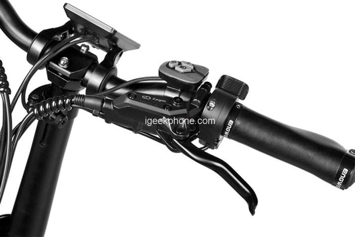ENGWE ENGINE PRO Folding Electric Bike