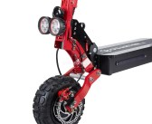 OBARTER X3 Folding Electric Sport Scooter 11″ Off-road tyre (Review)