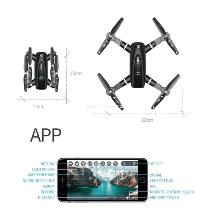 CSJ S167 Rc Drone