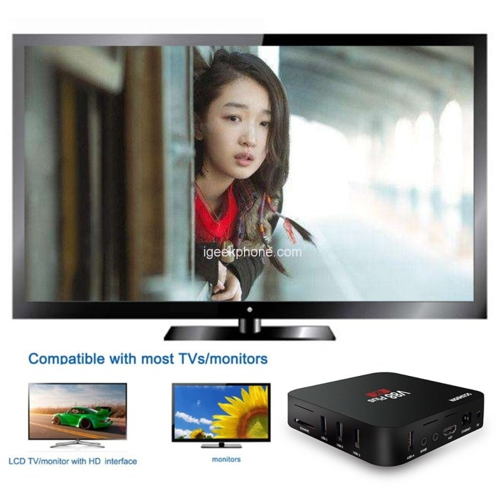 SCISHION V88 Plus Tv Box