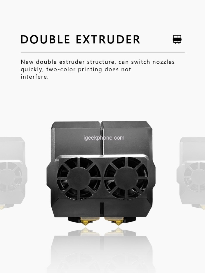 QIDI TECH iFAST 3D Printer