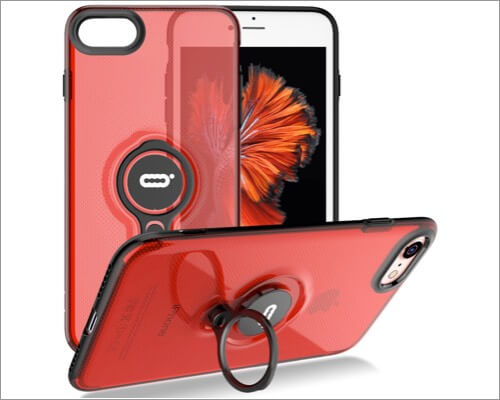ICONFLANG Ring Holder Kickstand чехол для iPhone SE 2020