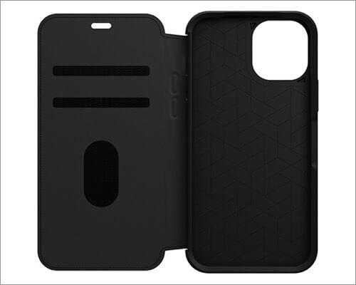 Чехол-кошелек Otterbox Strada Series для iPhone 12 и 12 Pro