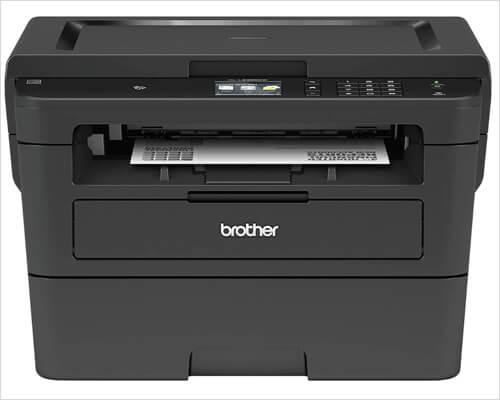 Компактный монохромный лазерный принтер Brother
