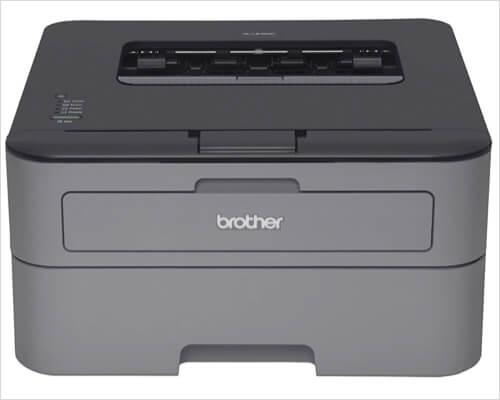 Черно-белый лазерный принтер Brother HL-L2300D