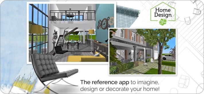 Домашний дизайн 3D GOLD Приложение для iPhone и iPad Скриншот