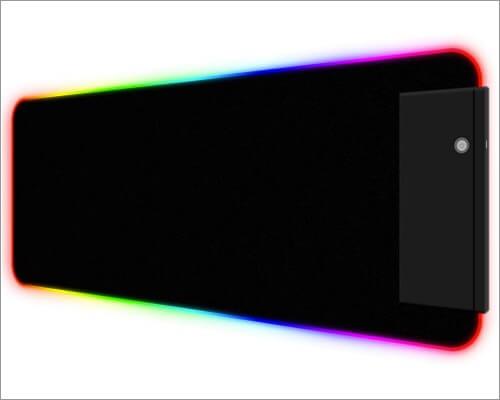 Коврик для игровой мыши VAYDEER RGB