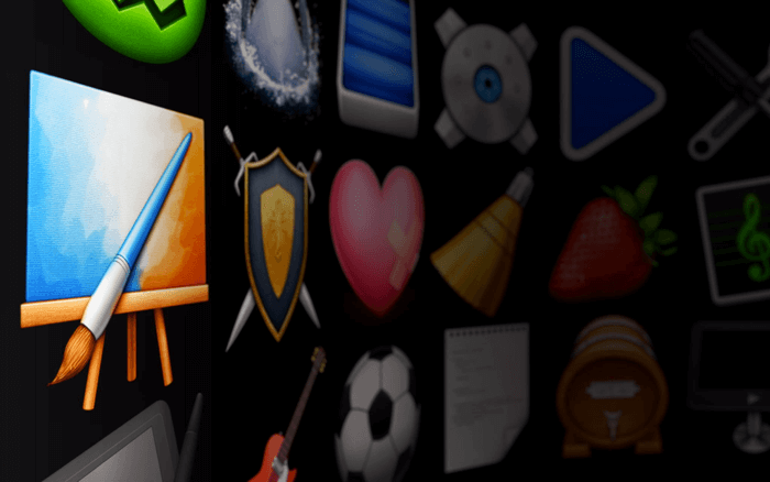 Приложение для редактирования фотографий GIMP для Mac Скриншот