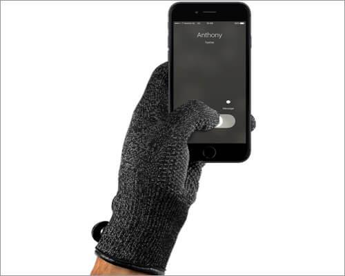 Перчатки Mujjo с сенсорным экраном для iPhone или iPad